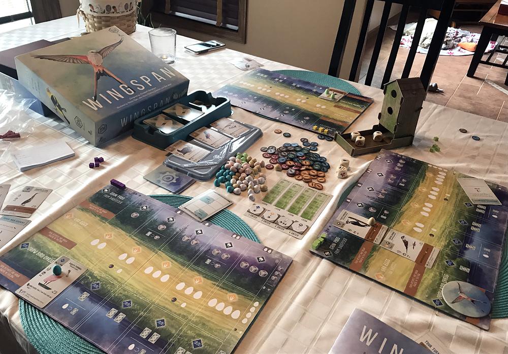 Wingspan Game - Review