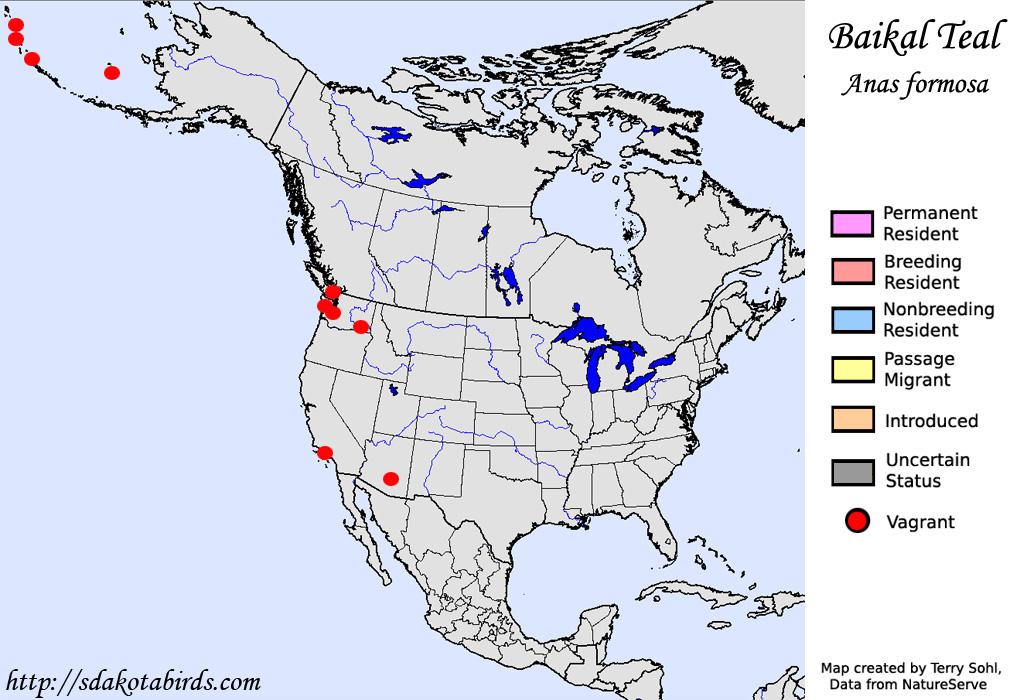 Brooks range on us map